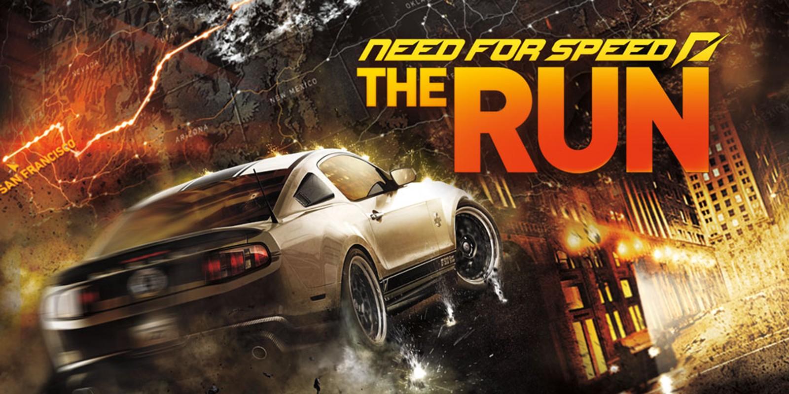 Need For Speed Run