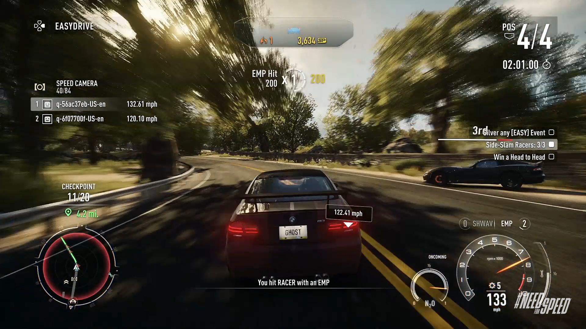 PS4_Speed_camera