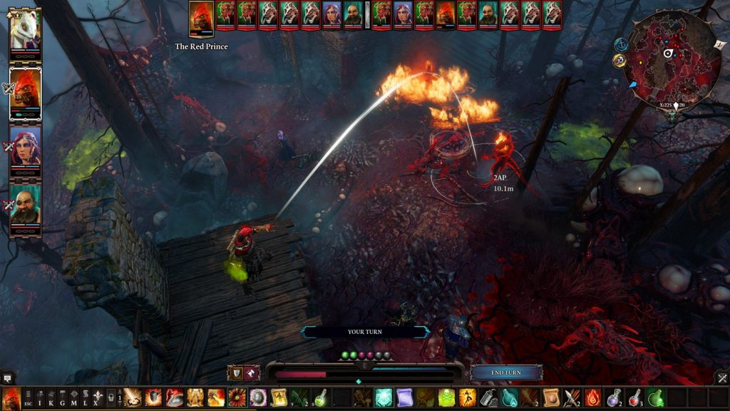 Divinity Original Sin II screen shoot