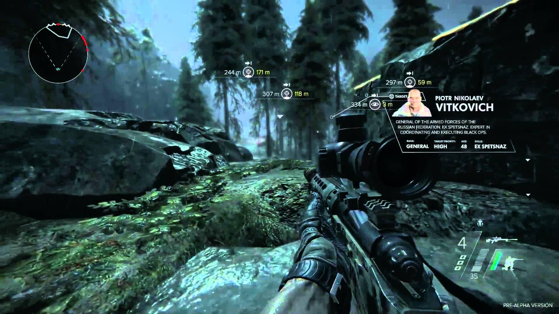 Sniper Ghost Warrior 3 screen shoot