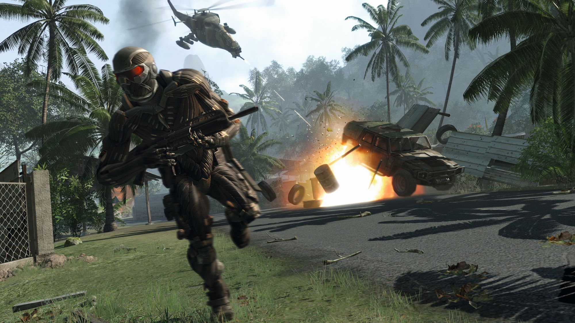 Crysis PC Game Overview