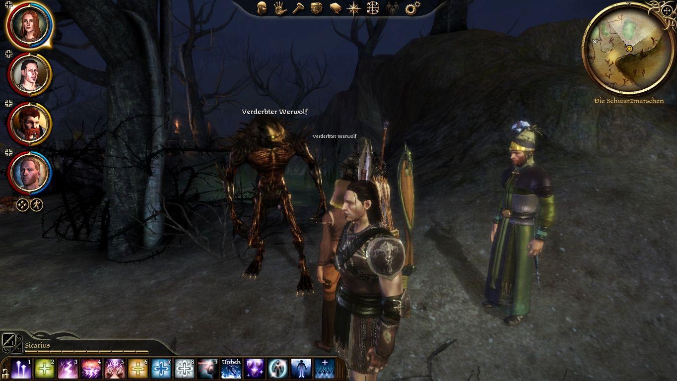 Dragon Age Origins Awakening PC Game