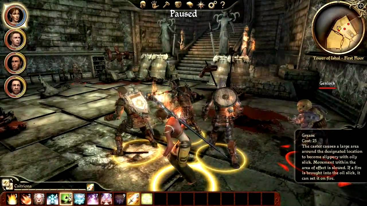 Dragon Age Origins PC Game Overview