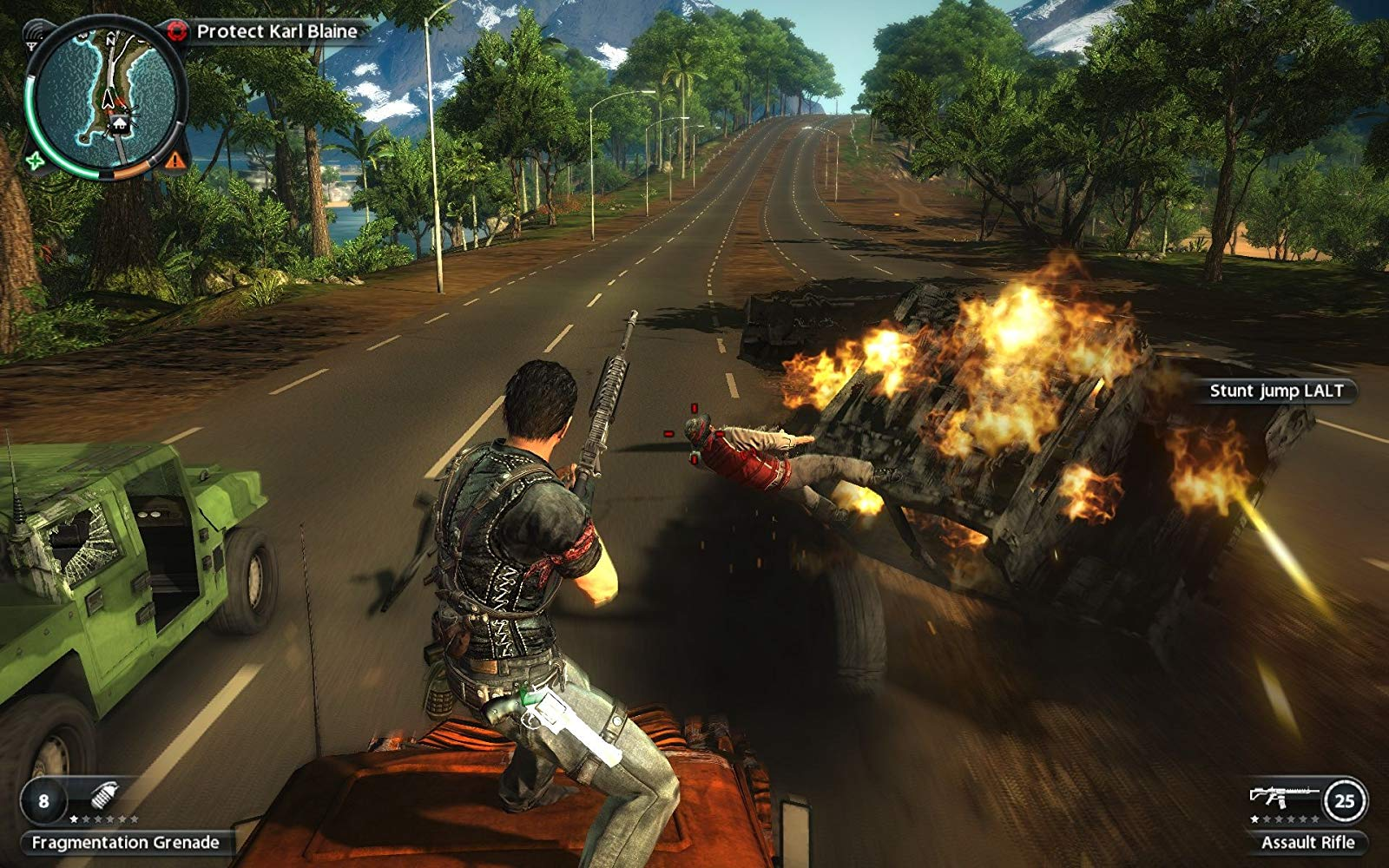 Just Cause 2 Overview
